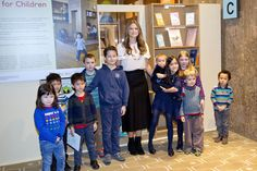 Princess Madeleine's first official work in London