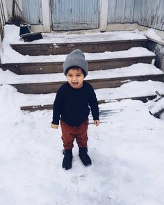 Brown, Black & Grey Black And Grey, Winter Hats, Baby Boy, Hipster, Brown, Style, Fashion, Swag, Moda