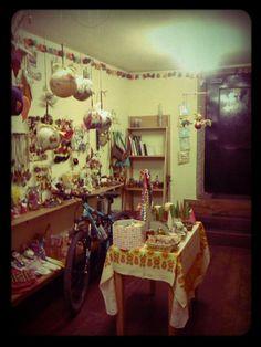 Shop Yellow Shop, Fair Grounds, Shopping