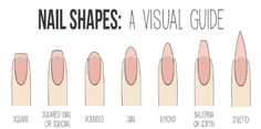 What's your #nailshape? I'm square but may try almond real soon.