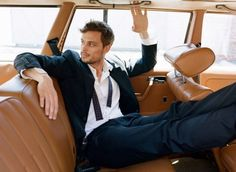 Spencer Reid from criminal minds, yum
