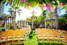 Garden By The Bay Ballroom beach wedding| mission bay wedding| hyatt regency mission bay