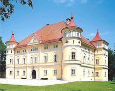 Schloss Mageregg - Klagenfurt am Wörthersee