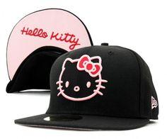 d2366d3d22c Hello Kitty x New Era - 59FIFTY Caps