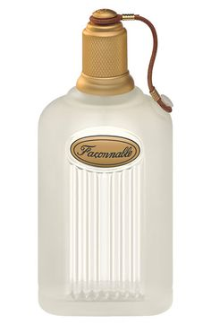 Façonnable Classic Men's Eau de Toilette...I buy this for Vinnee but must admit to sometimes stealing a bit.  This is just what it is in the bottle...a very linear fragrance...it never develops into anything else, but who cares?!