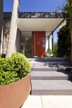 Birchgrove House by Pearse Architects (1)