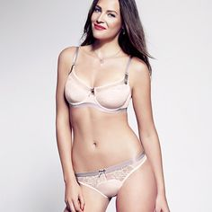 cd7baf9b2f Triumph Beauty-Full Icon Padded Bra - a pretty and sophisticated take on  neutrals. Lingerie For SaleSexy ...