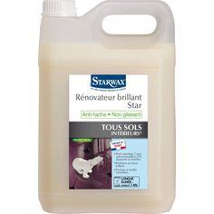 Degrisant Concentre Terrasse Bois Bidon 2 L Starwax B013987 Personal Care Facial Tissue