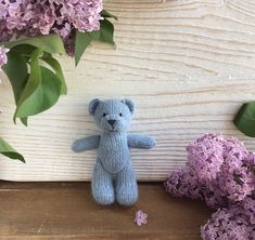 Excited to share this item from my shop: RTS Newborn photo prop teddy bear toy, small knitted teddy bear, photography prop teddy bear, photo props Small Teddy Bears, Blue Teddy Bear, Knitted Teddy Bear, Teddy Bear Toys, Newborn Photo Props, Newborn Photos, Photography Props, Newborn Photography, Baby Hands