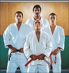 Grand Master Helio Gracie!  Love & Respect to this family - Respeito !!