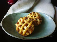 Sweet Peony: mini apple pies