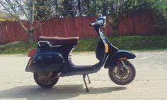 My Vespa pk 50 XL , finally its spring here ❤