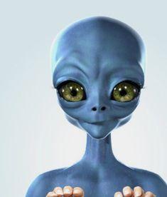 encore un clone. Avatar Picture, Future People, Alien Aesthetic, Space Grunge, Alien Concept Art, Psy Art, Alien Abduction, Space Aliens, Aliens And Ufos