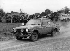 Ari Vatanen - David Richards 13th Rallye Bandama Cote d'Ivoire 1981 (Ford Escort RS Mk II)