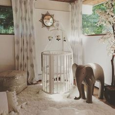 Love this crib. Grows with child (need extension kit)