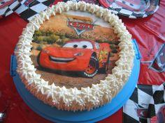 Salama McQueen kakku - Marin omat jutut - Vuodatus.net