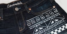 Blog Aeropostale México » Aeropostale México » DIY: Tribal Print Shorts