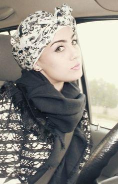 Ascia AKF #hijab #turban