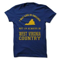 Virginia West Virginia - #personalized gift #small gift. ADD TO CART => https://www.sunfrog.com/LifeStyle/Virginia-West-Virginia.html?68278