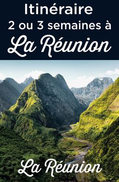 2 or 3 weeks in Reunion: the itinerary trip for an ultimate Roadtrip - Travel Monteverde, Africa Destinations, Travel Destinations, Voyage Week End, Trekking, Voyage Reunion, Surf, Ville France, Roadtrip
