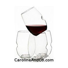 Caroline & Company: Recyclable, Reusable & Shatterproof Govino Wine Glasses $14