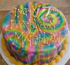 Image Search Results for tie dye cake