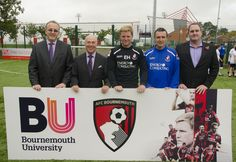 We're of our partnership with AFC Bournemouth. Bournemouth University, Afc Bournemouth, Work Looks, The Past, Success, Student, Activities, College Students, Business Look