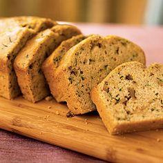 Classic Zucchini Bread - Zucchini Bread Recipes - Cooking Light
