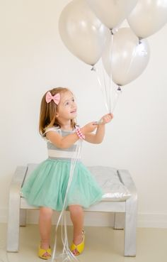 Sea Me Twirl Tutu Dress - Aqua | Taylor Joelle Designs Baby and Children's Clothing Boutique