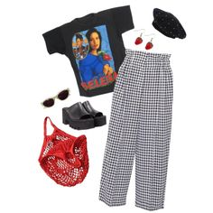 <3 by hardtoluv on Polyvore featuring Sonia Rykiel, Windsor Smith, Gucci and RetroSuperFuture