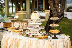 Sweet Treats and the Wedding Cake Austin Wedding Photography; Mike Reed Photo