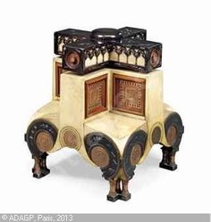 Resultado de imagem para carlo bugatti furniture
