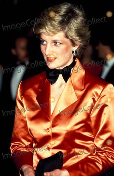 Princess Diana in Portugal Photo: Jim Bennett/ Alpha / Globe Photos Inc 1987 Princessdianaretro