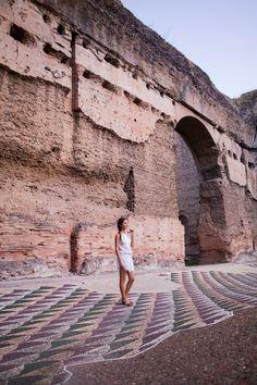 Rome: Terme di Caracalla