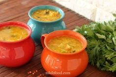 """Lentil and noodle soup, I left the kitchen and came back after a while, and guess what? The man who """"doesn't like lentils"""" devoured almost the entire pot. Best Lentil Soup Recipe, Noodle Soup, Soups And Stews, Lentils, Thai Red Curry, Noodles, Food And Drink, Ethnic Recipes, Macaroni"""