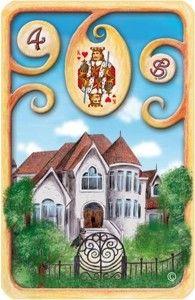 Baralho-Cigano-Carta-4-A-Casa