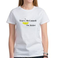 HIMYM Tracy McConnell T-Shirt #HIMYM Tracy McConnell id The Mother custom design T-shirts, and more #HowIMetYourMother Inspired fan gear $20.39