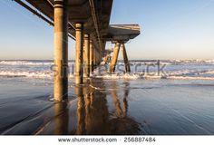 Pier Pillars Stock Photos, Images, & Pictures   Shutterstock