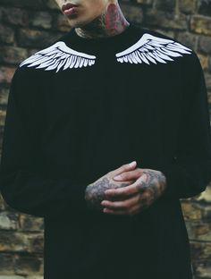 #tattoo #men #streetfashion #streetstyle