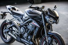 After weeks of teasing and game-changing assurances, Triumph has finally unveiled its 765cc naked roadster at another swanky shindig in London. It may look damn similar, but the 2017 Triumph Street Triple comes laden with prerequisite gizmos, fresh technology and components of splendour, which should take the ST back to the top of the middleweight pyramid.   I've always maintained that…