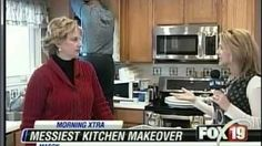 Professional Organizer, Lisa Woodruff, organized the Messiest Kitchen in the Tri-State on Cincinnati's FOX 19.  See what tips she has that you can use in your kitchen!