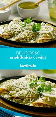 Mexican Food Recipes, Dessert Recipes, Ethnic Recipes, Good Food, Yummy Food, Queso Fresco, Cooking Recipes, Healthy Recipes, Fat Foods