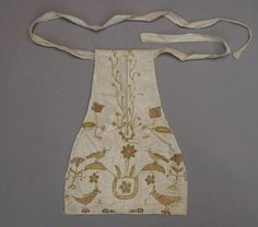 Sewing Pocket, early-mid 1700s