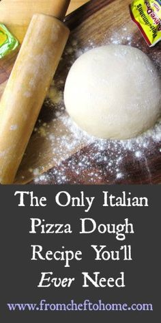 Family pizza night will never be the same when you use this pizza dough recipe.-Family pizza night will never be the same when you use this pizza dough recipe. It's the only pizza dough recipe you will ever need. Source by concettafinelli- Italian Pizza Dough Recipe, Best Pizza Dough Recipe, Pizza Dough Recipes, Pizza Dough Recipe With Active Dry Yeast, Pizza Dough Recipe All Purpose Flour, Bread Flour Pizza Dough, Sour Dough Pizza Crust, Wood Fired Pizza Dough Recipe, Pizza Dough Kitchen Aid