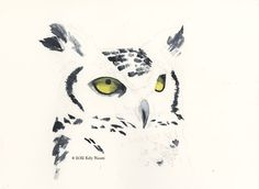 I like this owl. I know theres more to it but I think this would be a sweet tattoo just like this