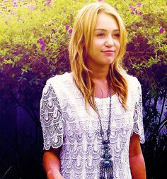 miley cyrus. Not a huge fan, but she has some cute clothes and a pretty decent stylist.