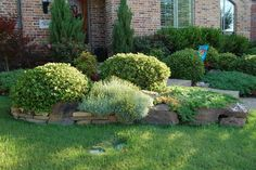 front yard flower bed ideas | 8,869 front yard flower bed Home Design Photos