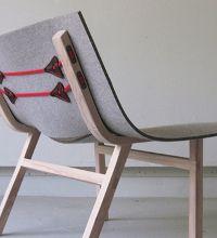 begum canaozgur/Felt-Chair-II