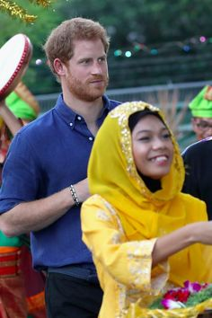 Prince Harry Honors the London Bridge Attack Victims During First Visit to Singapore