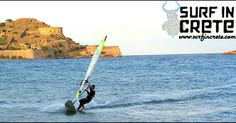 #windsurf #crete #greece #surfincrete